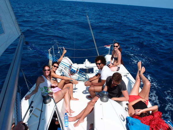 Day tours and sail trip to masnou harbor, a great day activity for families