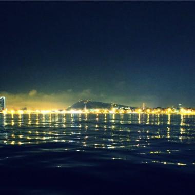 Barcelona Night Sailing