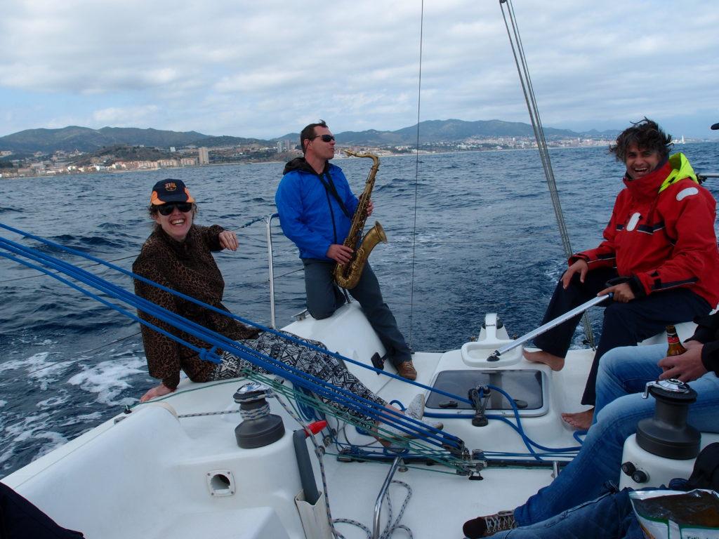 live music sailing