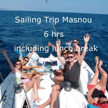 Masnou Harbor Sail