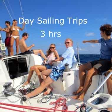 Barcelona sailing day trips
