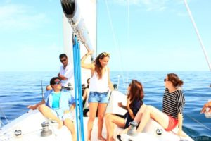sail tours and trips