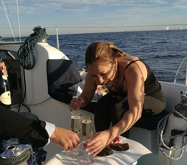 Personalized sail boat tours out of Barcelona