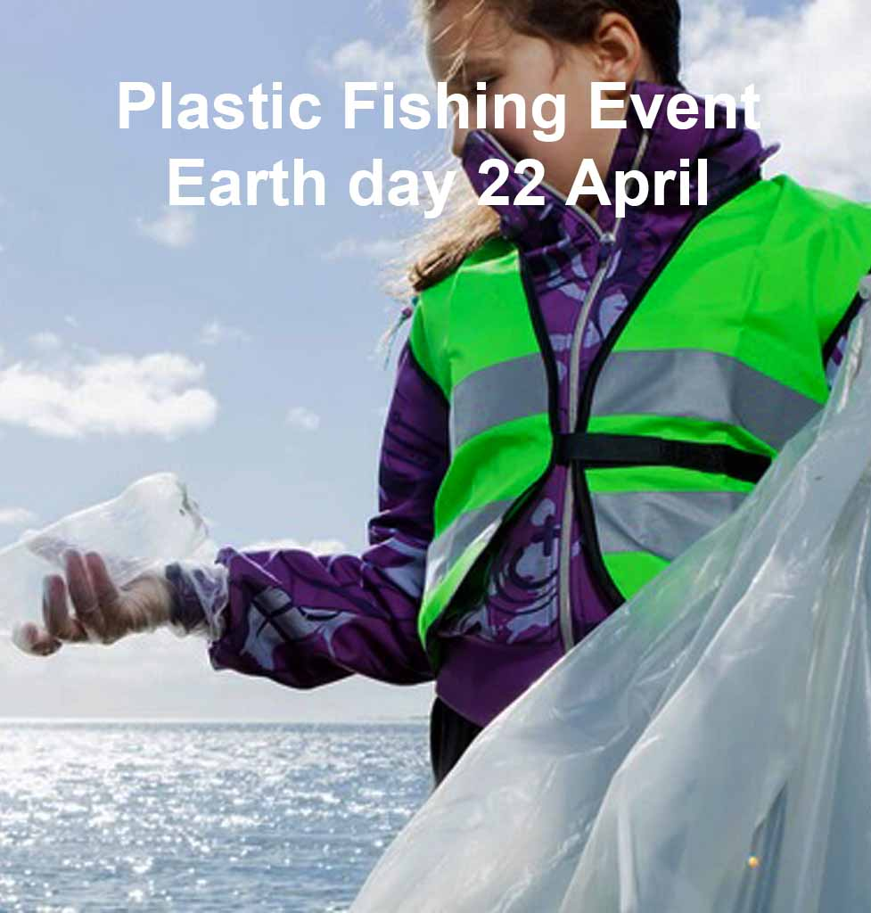 plastic fishing event boat tours barcelona
