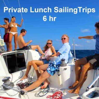 Masnou Harbor Sail lunch sailing trips