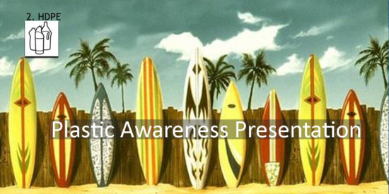 plastic awareness presentation