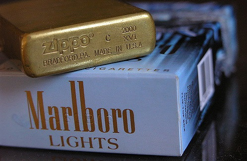 Biodegradable plastic is like marlboro lights