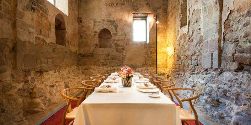 gastronomic experience chamber 1 century hotel Mercer