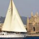 Barcelona Luxury Yacht Charter sailing