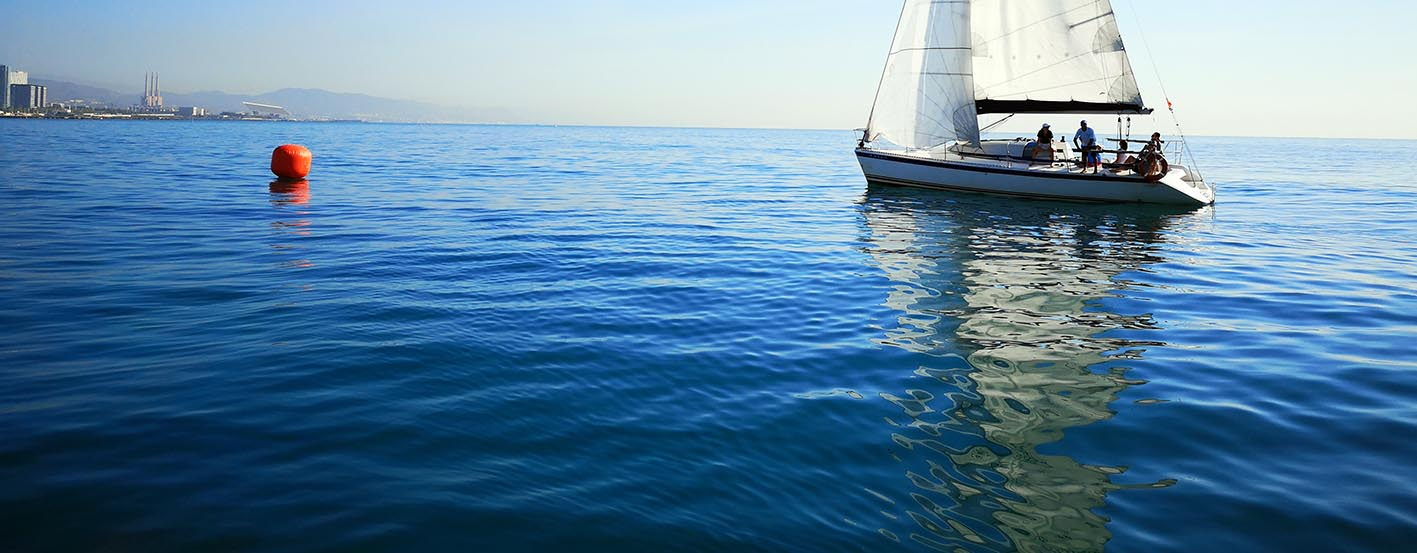 Boat tours, Sailing in Barcelona day sail and