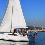 2.5 hours Sailing in Barcelona