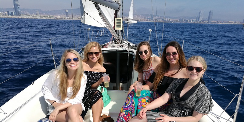 Stag and Hen Boat Experience