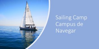 sailing camp for children in barcelona
