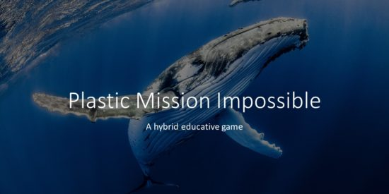 sustainability game : plastic mission impossible game